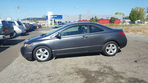 2010 Honda Civic sport Coupe (2 door)