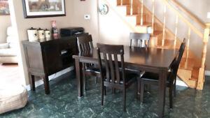 Ashley Dining Room Set