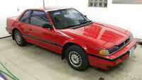 1986 Honda Prelude SE *Special Edition* Spotless Turn Key!