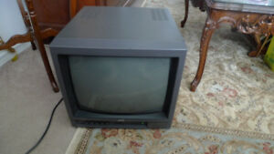 "JVC Color Video Monitor TM-1400U(CV) 14"" CRT"