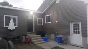 1 bedroom plus office with laundry for rent $900 all included