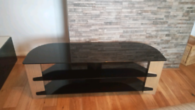 TV STAND , UP TO 65 INCH * used only 6 months*- DELIVERY AVAILABLE