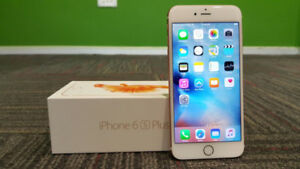 FACTORY UNLOCKED APPLE IPHONE 6S PLUS 64GB ROSE GOLD BOXED $389