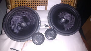 A FOCAL ACCESS 165A1 2-Way Component Car Speakers (Pair)