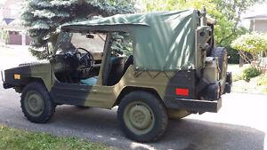 1985 Bombardier Iltis (Military)