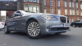 BMW 730D F10 10 PLATE LADY OWNER MINT CONDITION