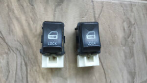 00 - 05 Chevy Impala Door Lock Switch Set
