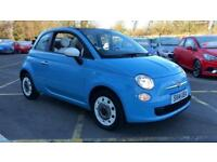 2014 Fiat 500 1.2 Colour Therapy 2dr Manual Petrol Convertible