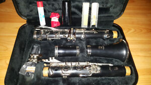 Serviced Yamaha clarinet - Mint!