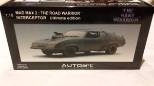1/18 Mad Max Interceptor Muddy East Cannington Canning Area Preview