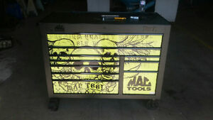 mac tools limited edition toolbox trade for motocross or racequa