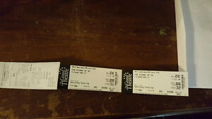 2 Wizard of Oz tickets. Grand Theatre London Ontario image 1