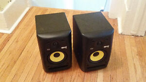 PAIR of Rokit 5 monitor speakers- $250>>OBO!!!