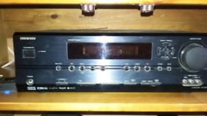 Onkyo TX Sr 574. 7.1 surround sound reciever