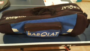 BABOLAT TENNIS RACKET BAG FOR 4 RACKETS, FROM EUROPE