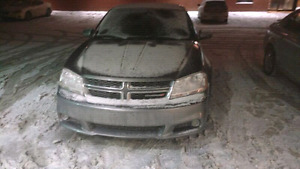 Dodge avenger sxt plus 2012