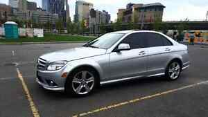 Mercedes Benz C 300 only 54 000 km