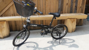 SoloRock Horizon Foldable Bicycle 16""