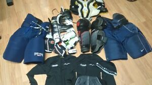 Equipement hockey junior