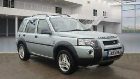 image for 2005 Land Rover Freelander 2.0 TD4 HSE 5dr SUV Diesel Automatic