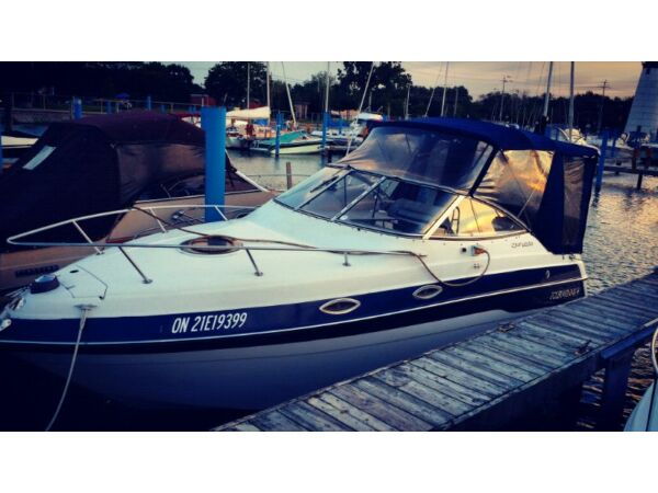 Used 1996 Four Winns Vista 238