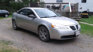 For sale: 2007 Pontiac G6