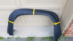 Fender Flares off of GMC Canyon