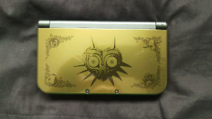Majora's Mask Limited Edition New Nintendo 3DS XL