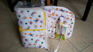 Crabtree and Evelyn Nursery Tail Baby Diaper Bag NEW Kitchener / Waterloo Kitchener Area image 2