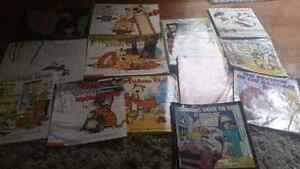 Calvin and Hobbes collection - 13 books