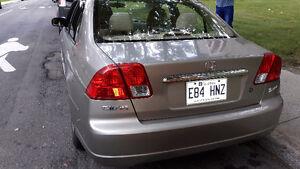 Honda Civic 2003 DX Automatique WOW,WOW a qui la chance!!!!!!!!