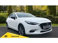 Mazda 3 2.0 Sport Black 5dr Hatchback Petrol Manual