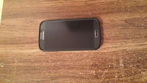 Samsung S4 smartphone