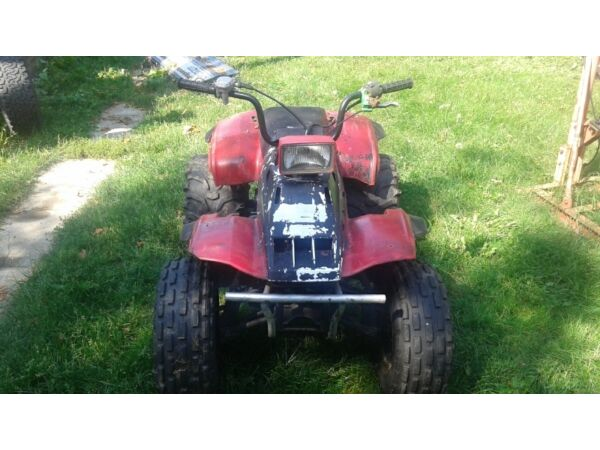 Used 1987 Honda Fourtrax 200sx