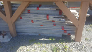 Want to side your camp or shed? Vinyl siding