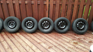 Tires and rims for Wolksvagen Windsor Region Ontario image 1