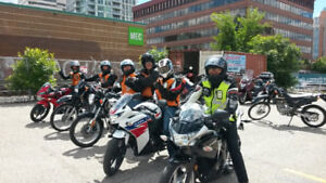 Motorcycle Course Early Bird Discount Save $30