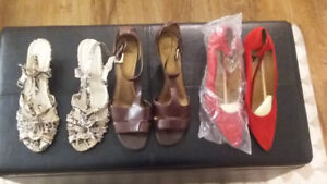 Lady's Dress Shoes for Sale