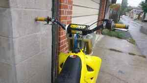 Rm125 trade for a 250f or 250 two stroke