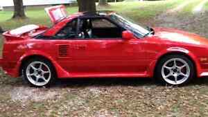 Looking for MR2 First Gen SuperCharged .