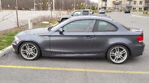 2008 BMW 1-Series M pkg Coupe (2 door)