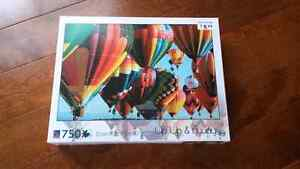 Lot of 5 Puzzles: Puppies, Hot Air Balloons and Landmarks Peterborough Peterborough Area image 5