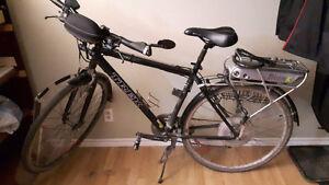 Vélo TREK avec moteur BION X