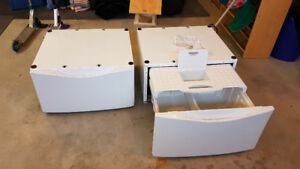 Whirlpool / Kenmore washer & dryer pedestals