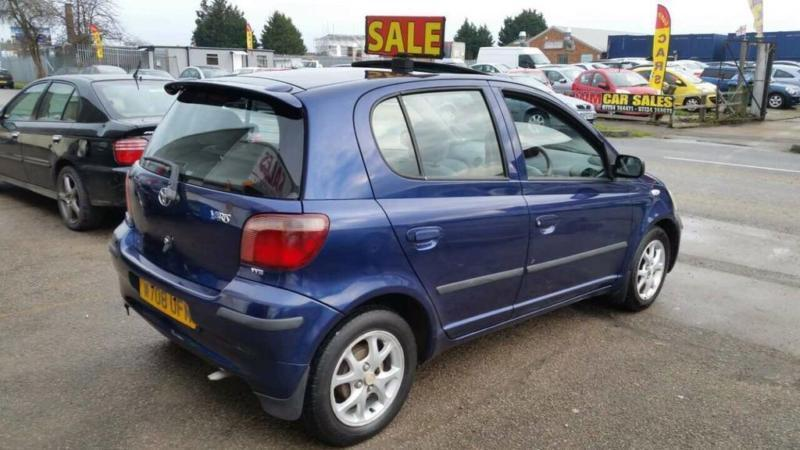 2000 toyota yaris 1 0 vvt i 16v cdx 5dr in west molesey surrey gumtree. Black Bedroom Furniture Sets. Home Design Ideas