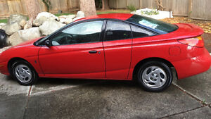 2002 Saturn SL1  only 161,000kms