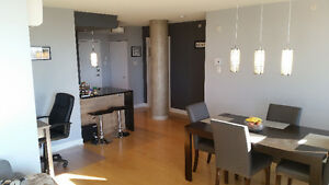 Beautiful  3 1/2 Condo for rent in St-Henri WITH indoor parking