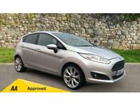 2015 Ford Fiesta 1.0 EcoBoost Titanium X 5dr Manual Petrol Hatchback