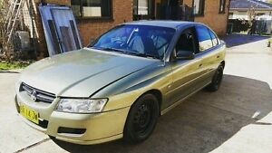 Holden Commodore Sedan 2006 quick sale Punchbowl Canterbury Area Preview