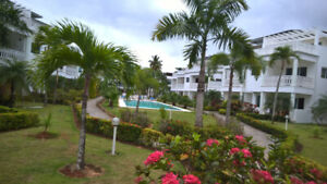 Beachfront 1 BDRM Condo in Las Terrenas, Samana, Dominican Rep